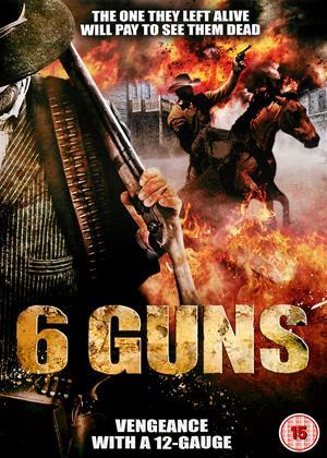 Rent 6 Guns Online DVD Rental