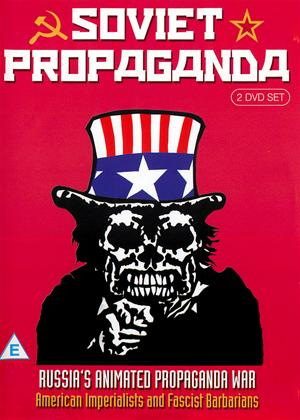 Rent Soviet Propaganda: American Imperialists and Fascist Barbarians Online DVD Rental