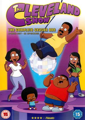 Rent The Cleveland Show: Series 1 Online DVD Rental