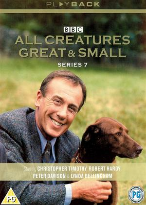 Rent All Creatures Great and Small: Series 7 Online DVD & Blu-ray Rental