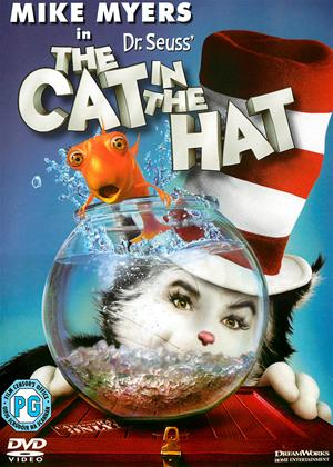 Rent The Cat in the Hat Online DVD Rental