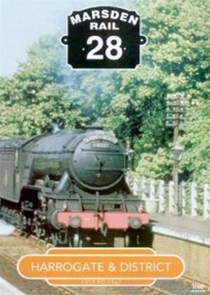 Rent Marsden Rail 28: Harrogate and District Online DVD Rental