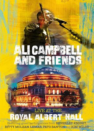 Rent Ali Campbell: Live at the Royal Albert Hall Online DVD & Blu-ray Rental