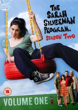 Rent The Sarah Silverman Program: Series 2: Part 1 Online DVD Rental