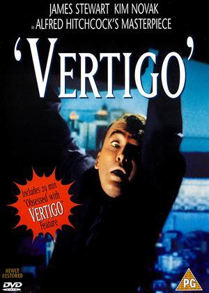 Vertigo Online DVD Rental