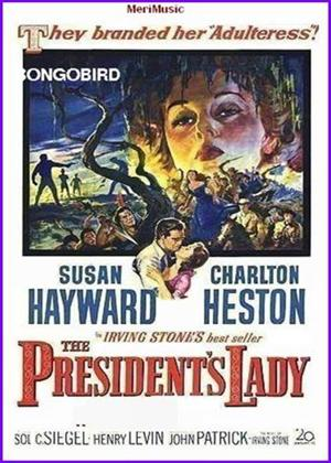 Rent The President's Lady Online DVD Rental