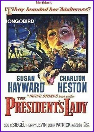 Rent The President's Lady Online DVD & Blu-ray Rental