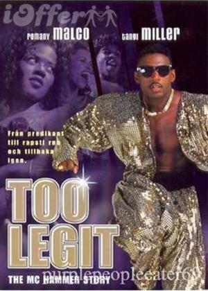 Rent Too Legit: The MC Hammer Story Online DVD Rental