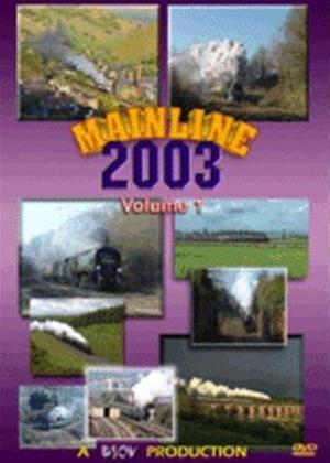 Rent Mainline 2003: Vol.1 Online DVD Rental