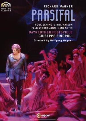 Rent Parsifal: Bayreuther Festpiele (Sinopoli) Online DVD Rental