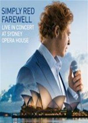 Rent Simply Red: Farewell: Live in Concert at Sydney Opera House Online DVD Rental