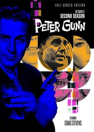 Rent Peter Gunn: Series 2 Online DVD Rental