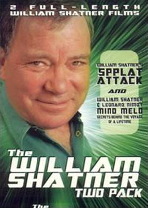 Rent The William Shatner Two Pack Online DVD Rental