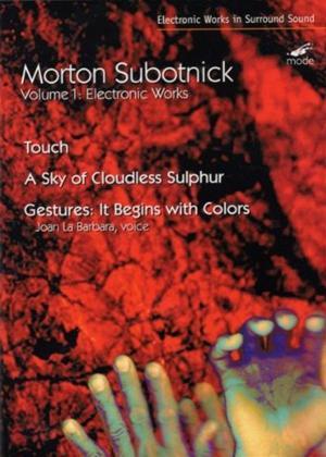 Rent Morton Subotnick: Electronic Works: Vol.1 Online DVD Rental