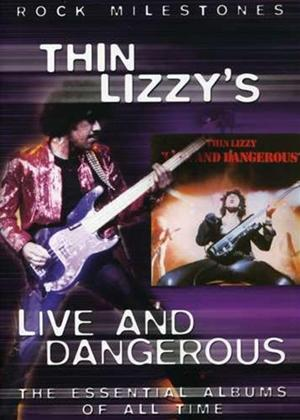 Rent Thin Lizzy: Rock Milestones Online DVD Rental