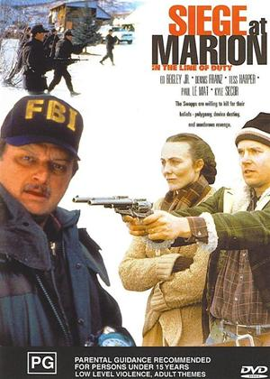Rent In the Line of Duty: Siege at Marion Online DVD Rental