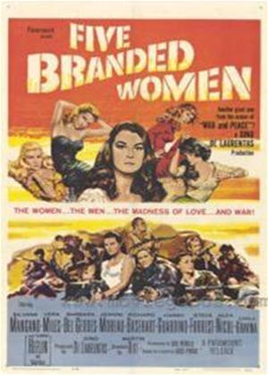 Rent Five Branded Women Online DVD Rental