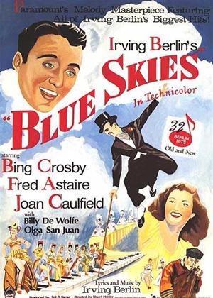 Rent Blue Skies Online DVD Rental