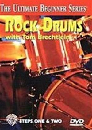 Rent Rock Drums: Ultimate Beginner Series Online DVD Rental