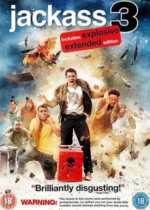 Rent Jackass 3 Online DVD Rental