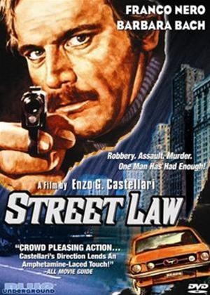 Rent Street Law (aka Il cittadino si ribella) Online DVD Rental