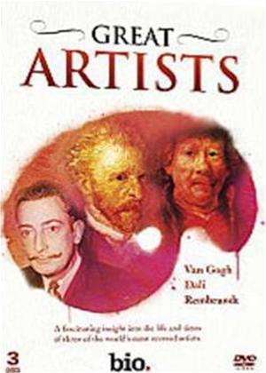 Rent Great Artists Online DVD Rental
