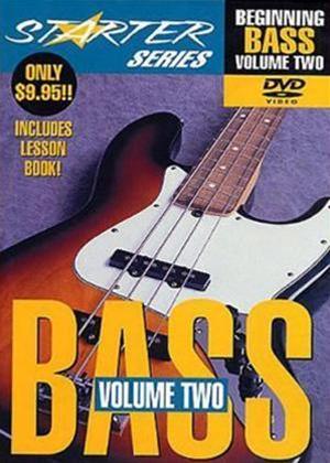 Rent Starter Series: Beginning Bass: Vol.2 Online DVD Rental