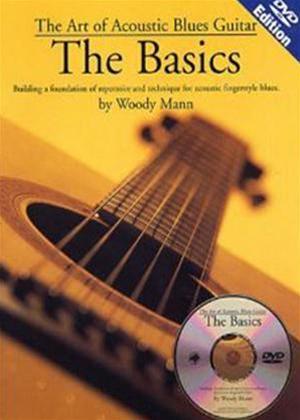 Rent The Art of Acoustic Blues Guitar: The Basics Online DVD Rental