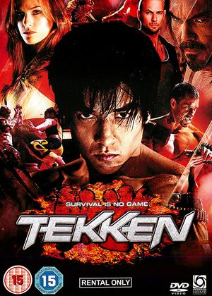 Rent Tekken Online DVD Rental