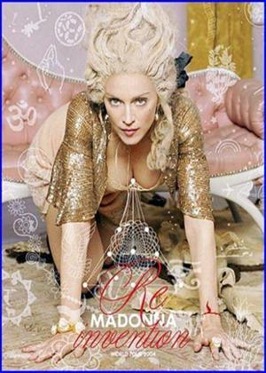 Rent Madonna: The Reinvention Tour Online DVD Rental
