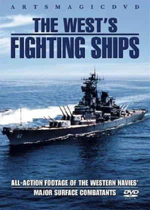 Rent The West's Fighting Ships Online DVD Rental