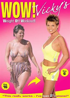 Rent Vicky Entwistle's Weight Off Workout Online DVD Rental