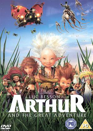Rent Arthur and the Great Adventure (aka Arthur et la vengeance de Maltazard) Online DVD Rental