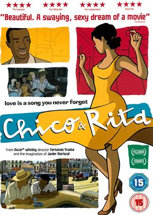 Chico and Rita Online DVD Rental