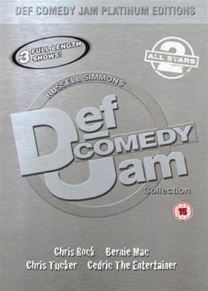 Rent Def Jam Comedy Platinum Edition 2 Online DVD Rental