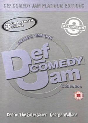 Rent Def Jam Comedy Platinum Edition 8 Online DVD Rental