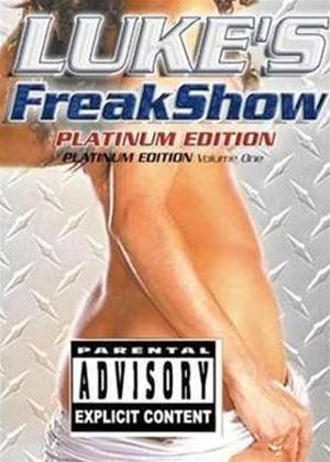 Rent Uncle Luke: Luke's Freakshow: Vol.1 Online DVD Rental