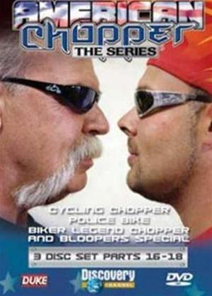 Rent American Chopper: Part 17: Police Bike Online DVD Rental