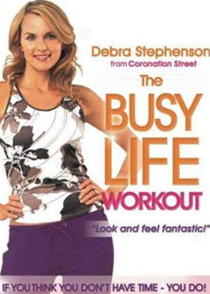 Rent Debra Stephenson: The Busy Life Workout Online DVD Rental