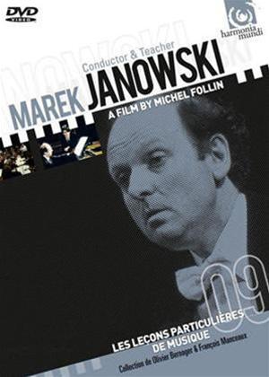 Rent Marek Janowski: Conductor and Teacher Online DVD Rental