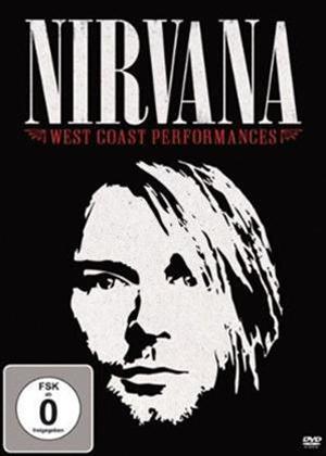 Rent Nirvana: West Coast Performances Online DVD Rental