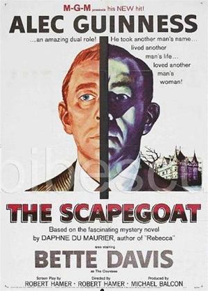 Rent The Scapegoat Online DVD Rental