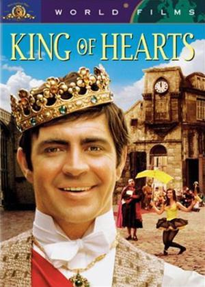 Rent King of Hearts (aka Le roi de coeur) Online DVD Rental