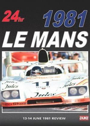 Rent Le Mans 1981 Review Online DVD Rental