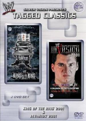 Rent WWE: King of the Ring 2001/ Invasion 2001 Online DVD & Blu-ray Rental