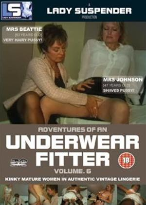Rent Adventures of an Underwear Fitter 6 Online DVD Rental