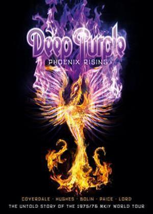 Rent Deep Purple: Phoenix Rising Online DVD Rental