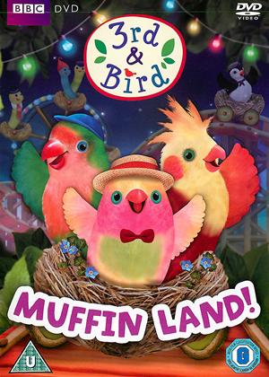 Rent 3rd and Bird: Muffinland Online DVD Rental