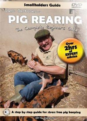 Rent Pig Rearing: The Complete Beginner's Guide Online DVD Rental