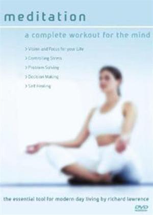 Rent Meditation: A Complete Workout for the Mind Online DVD Rental
